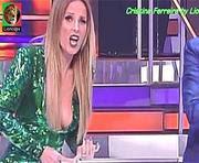Cristina Ferreira sensual no programa A tua cara não é estranha