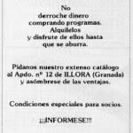 Distribuidor Granada