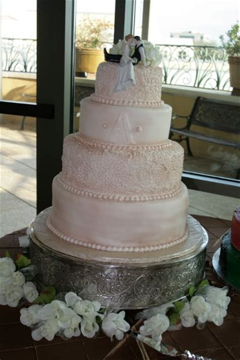 Flour Power Cakery   San Antonio, TX Wedding Cake
