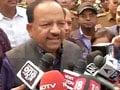 Harsh Vardhan thanks Delhi voters for BJP's win