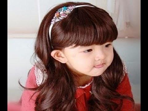 Paling Viral Model Rambut Anak Perempuan Trendy, Terbaru!