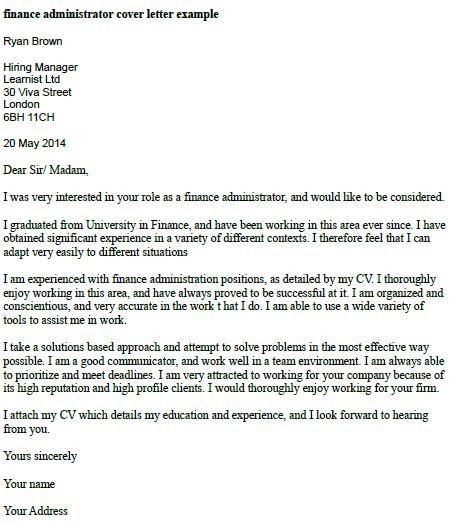 Sample Admin Cover Letter from lh6.googleusercontent.com