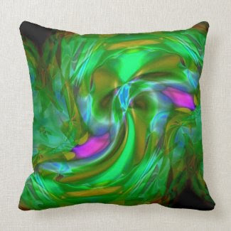 Entity 2 American MoJo Pillow throwpillow