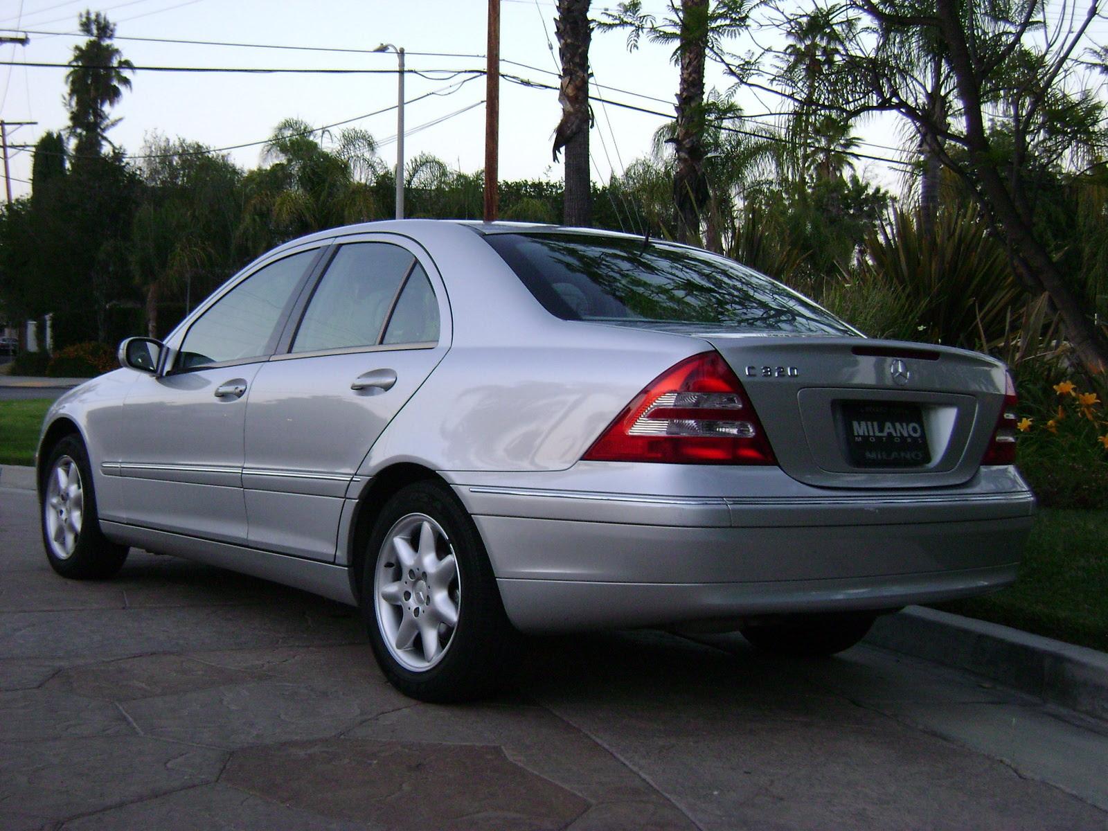 2001 Mercedes-Benz C-Class - Pictures - CarGurus