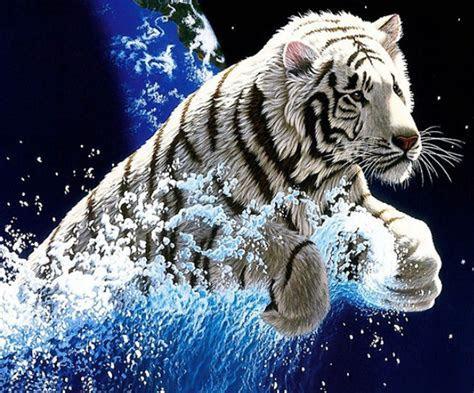 10  Gambar Wallpaper Harimau Terbaru, Unik Dan Keren [2018