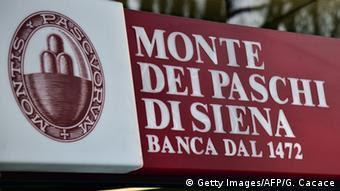 Η Κομισιόν είχε εγκρίνει παλαιότερα την κρατική διάσωση της Monte dei Paschi