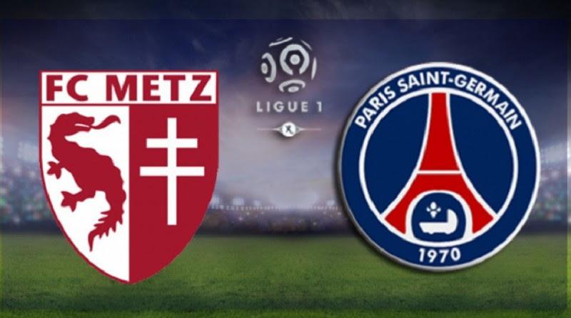 مشاهدة مباراة باريس سان جيرمان و ميتز مباشر - الدوري الفرنسي