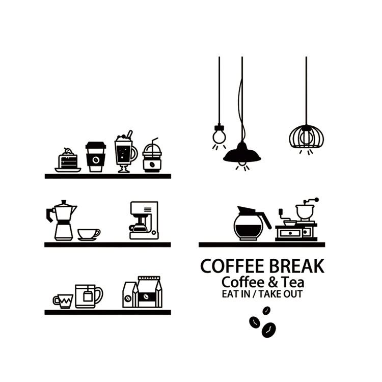 El Boyalı Yaratıcı Avize Cafe Batı Restoran Süt çay Soğuk Içecek