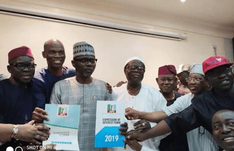 Jide Sanwo-Olu Sets Up 21-Man Campaign Team