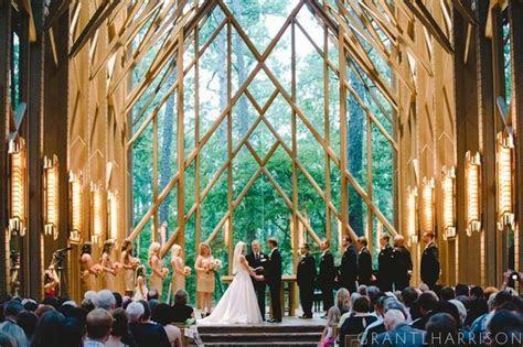 Garvan Woodland Gardens   Hot Springs, AR Wedding Venue