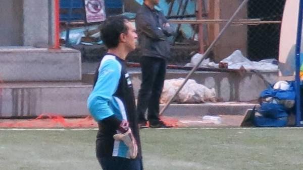 Gastón Andrés Folgar, arquero argentino con raíces en Temperley y presente en Andorra.