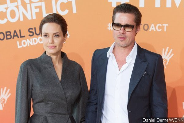 Angelina Jolie and Brad Pitt Planning to Adopt Little Girl From Syria