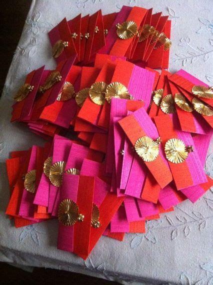 sagan envelopes   indo western   Wedding gift baskets