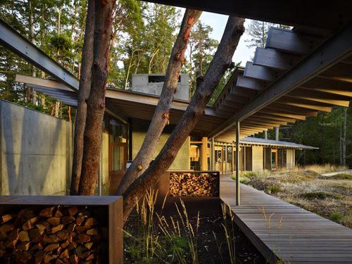 600 Koleksi Gambar Rumah Modern Ala Pedesaan HD Terbaik