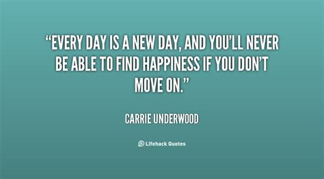 Everyday Is A Brand New Day Quotes