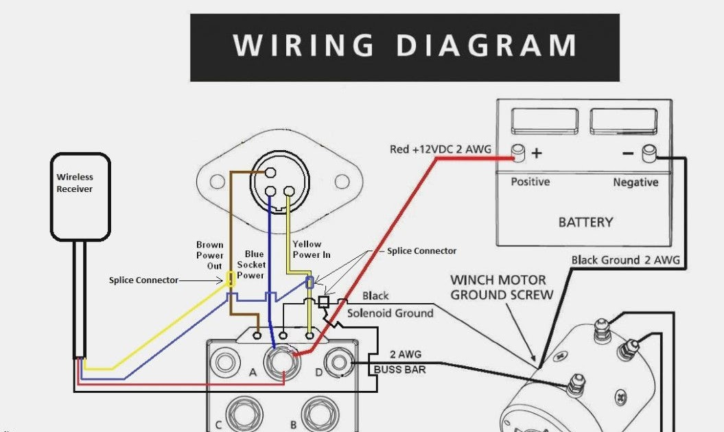 Smittybilt Atv Winch Wiring Diagram