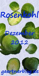 Garten-Koch-Event Dezember: Rosenkohl [31.12.2012]