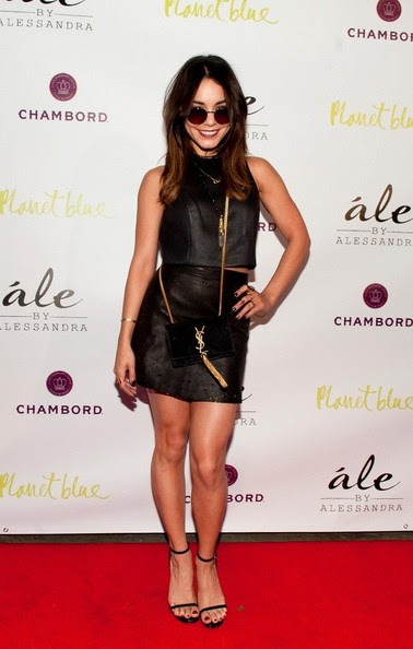 Vanessa Hudgens - Ale by Alessandra Ambrosio Launch Event