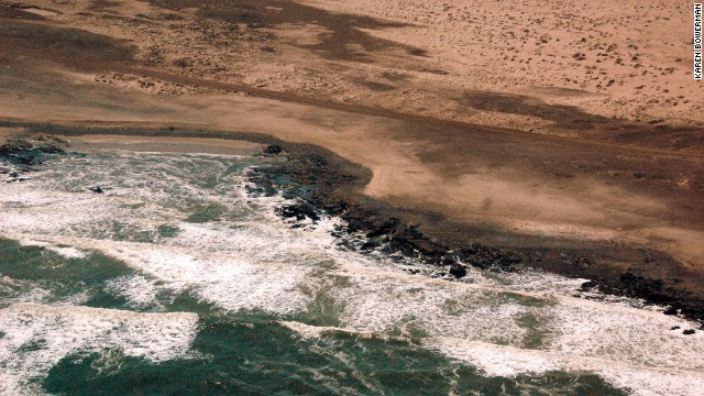 An inside look at Namibia's 'Skeleton Coast'