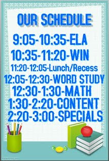 Events Calendar and Daily Schedule - The Dual Language Classes of ...