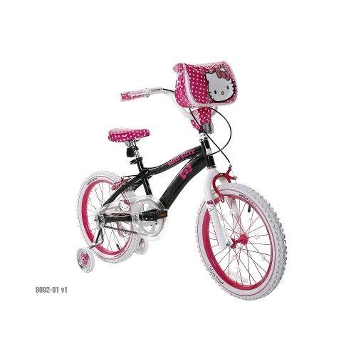 who sells cheap dynacraft 18 inch girls hello kitty bike. Black Bedroom Furniture Sets. Home Design Ideas