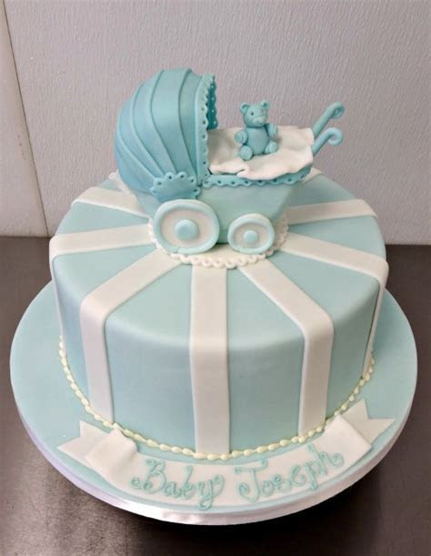 Baby Shower Cakes   Fluffy Thoughts Cakes   McLean, VA and