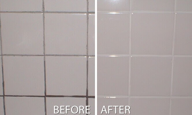 Get Inspired For Light Gray Tile With Dark Gray Grout Photos
