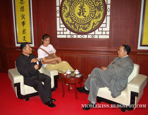 two famous chinese politicians