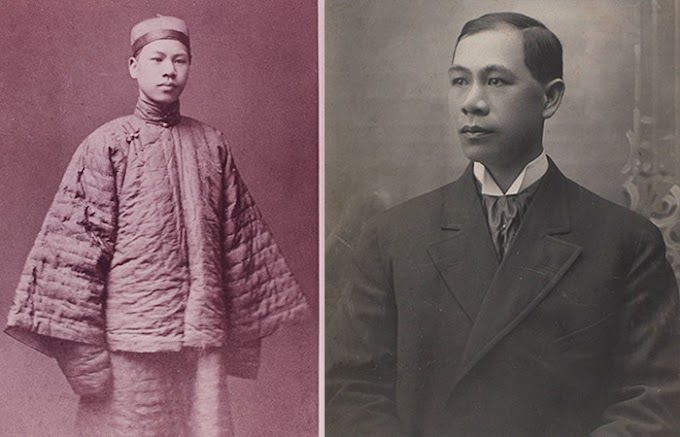 Columbians with Asian heritage who made impact on world