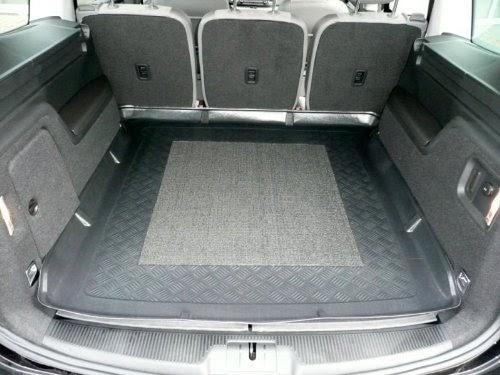 Passgenaue Kofferraumwanne Laderaumwanne für VW Touareg 2 7P ab 2010