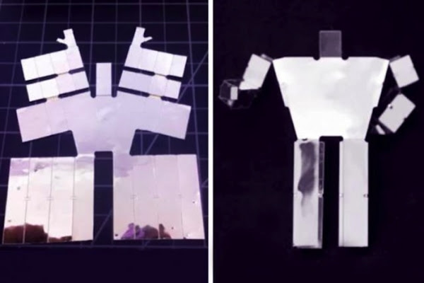 3D-Printed, Self Assembling Robots In The Making From MIT