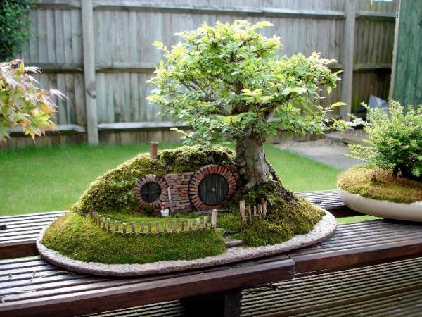 Miniature Hobbit House   Home Design, Garden & Architecture Blog ...