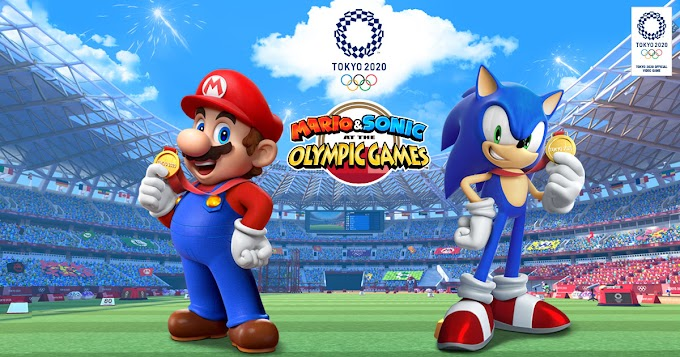 Olympic Games 2021: Mario Bros and Sonic join the celebration with this traditional video game