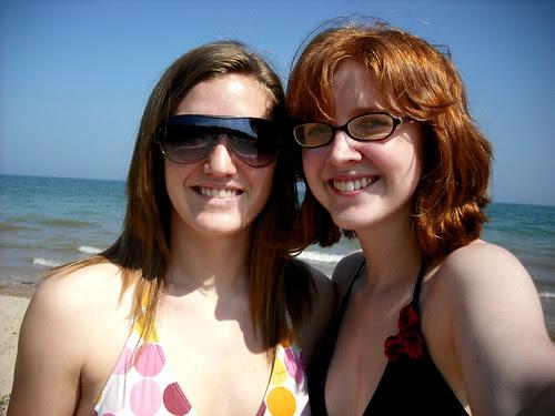 amy and i  2009
