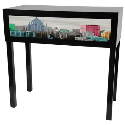 June 2013 Black Console Tables