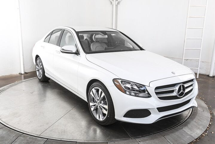 2015 Mercedes-Benz C-Class C300 4MATIC Sedan Dallas TX ...