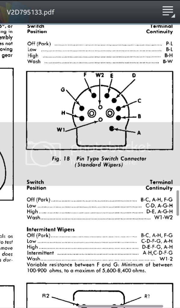 Lee U0026 39 S 1978 Ltd Ii  2 Speed Wiper Switch Bypass 77