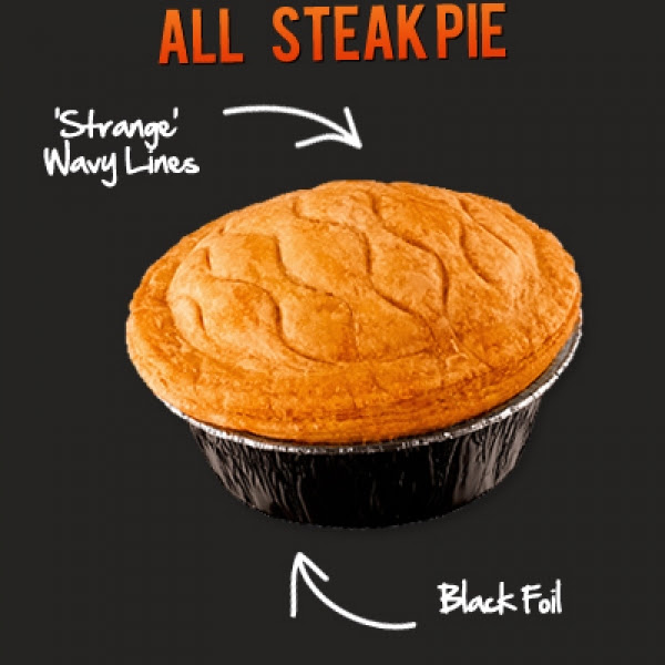 Suppliers of Pukka - All Steak Pie - Frozen Fully Baked to ...