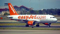 Easy Jet (Madrid Barajas)