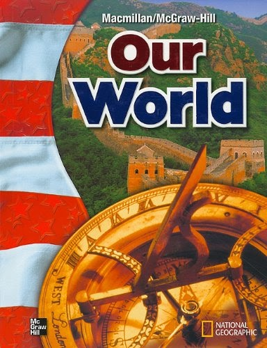 California social studies book 6th grade