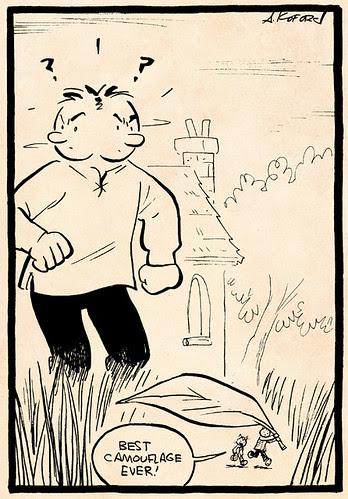 Laugh-Out-Loud Cats #2391 by Ape Lad