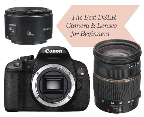 Essential Photography Gear   The best DSLR camera and