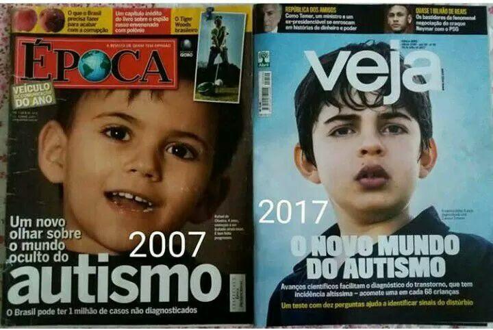 10 anos e parece que pouca coisa mudou na forma como a mídia trata o autismo.