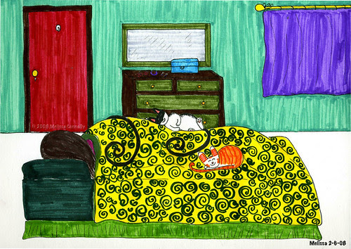 Blanket (February 1, 2008)