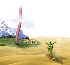 Cerobong Raksasa Pengurang Pemanasan Global di Bumi
