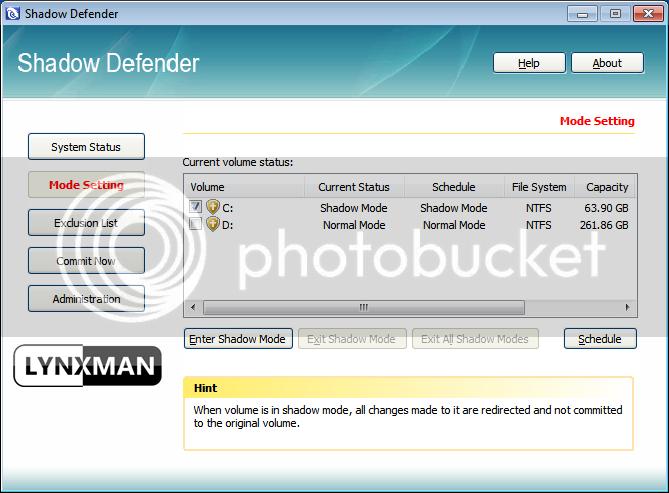 برنامج Shadow Defender لتجميد النظام 4-6.png
