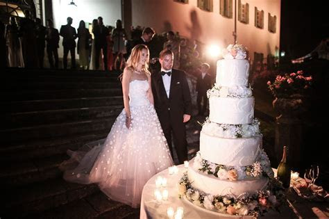 Dasha Muzaleva and Max Aengevelt?s Lake Como Wedding