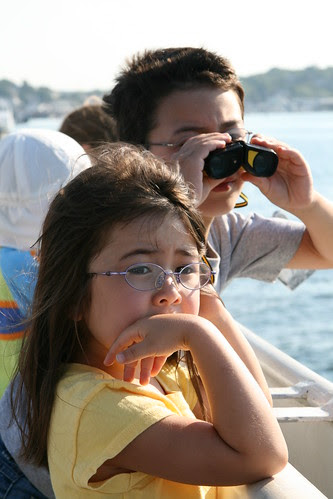 Looking offshore