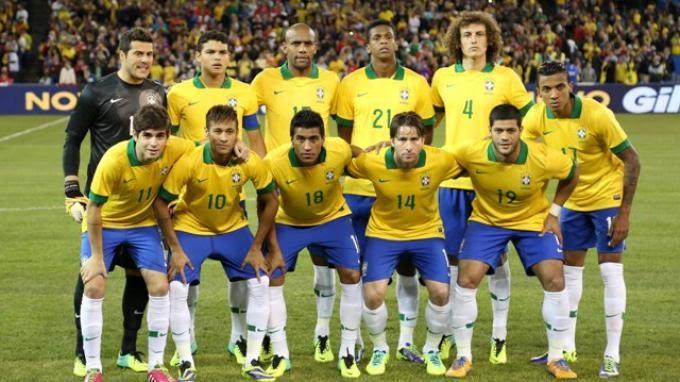 Peluang Besar Brasil Wujudkan Mimpi Di Olimpiade Rio 2016 ...