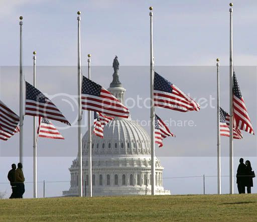 Half Mast Flag Pictures, Images and Photos